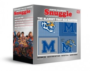 Memphis Tigers Snuggies