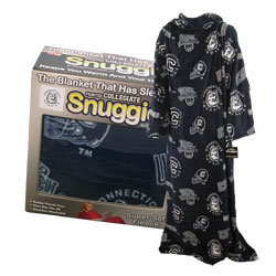 Connecticut Huskies Snuggies