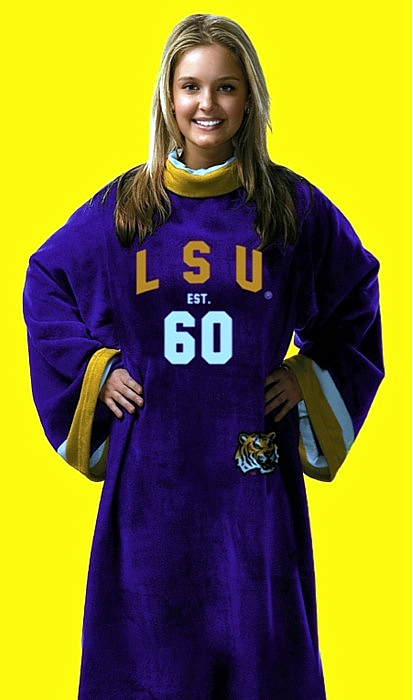 Louisiana State Uniform Snuggie