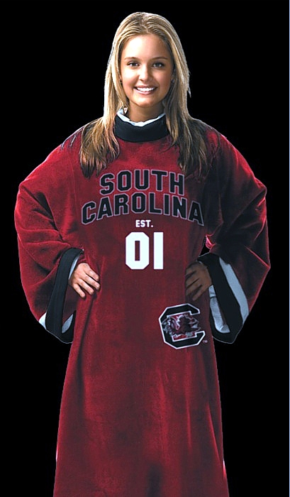 South Carolina Uniform Snuggie