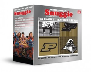 Purdue Boilermakers Snuggies
