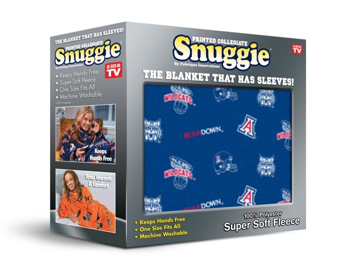 Arizona Wildcats Snuggies