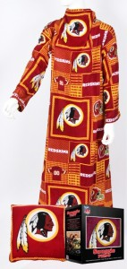 Washington Redskins Snuggie Pillow