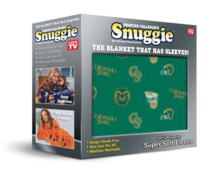 Colorado State Rams Snuggies