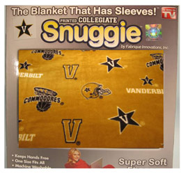 Vanderbilt Commodores Snuggies